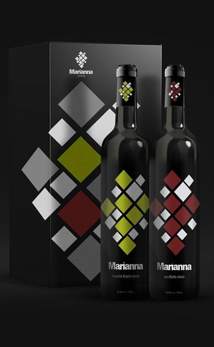 Marianna Winery – Brand & Packaging design