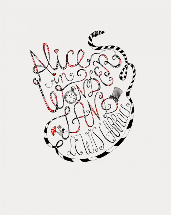Alice in Wonderland | Illustration